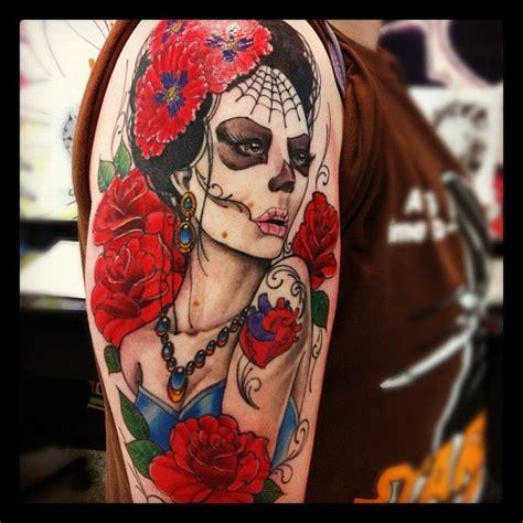 catrina s de catrina tatuagem mexicana