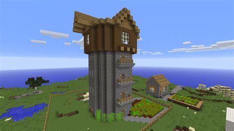 minecraft haus idee ᐅ lagerturm wohnturm in minecraft bauen minecraft