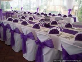 purple silver and white wedding table decorations emily kevin are a wedding and the winner is