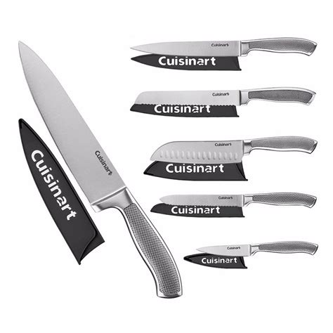 cuisinart kitchen knives cuisinart 6pc german stainless steel knives with