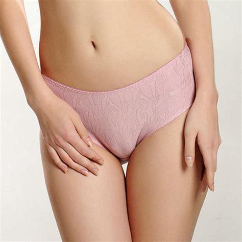 Yanerwo Sf Glossy Negative Ion Push Up Underwear Female Sexy Abdomen Drawing Slim Hip