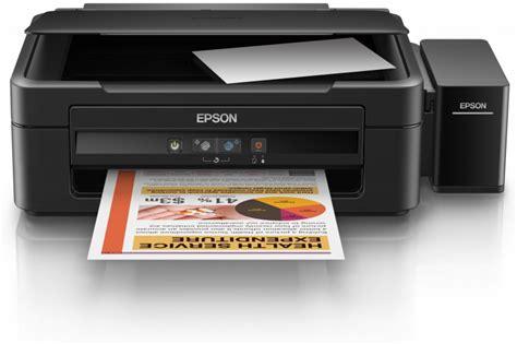 Tinta Original Epson L360 Epson L360 Original Ink Tank System 3 In 1 Inkjet