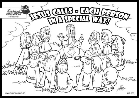 coloring pages of jesus and his disciples jesus and the 12 disciples coloring page free clipart