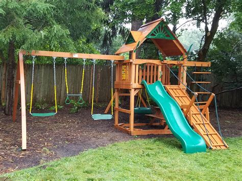 swing sets ct playset assembler and swing set installer west hartford