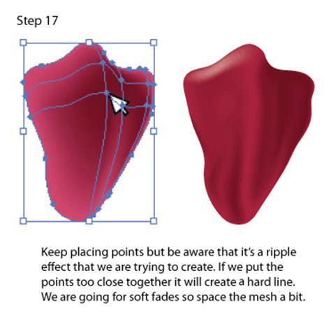 tutorial illustrator gradient mesh illustrator tutorial gradient mesh flower illustrator