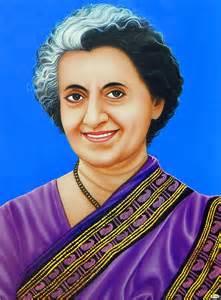 Indira gandhi ironlady of india the third prime minister of india