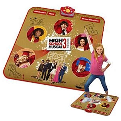 High School Musical Mat by Disney High School Musical 3 Electronic