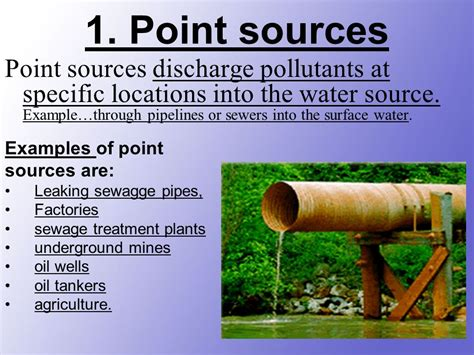 pix for nonpoint source water pollution examples environmental