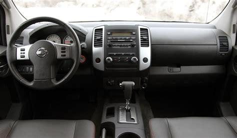 Interiors Pro by Review 2011 Nissan Xterra Pro 4x Autoblog