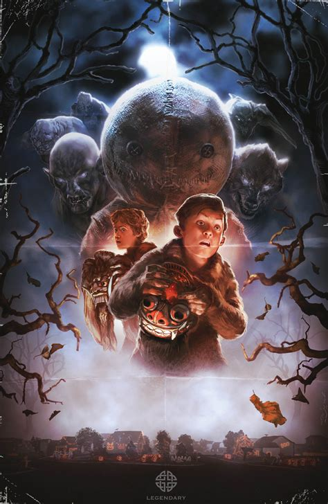 Trick Or Treat Graphic 13 trick r treat comic book coming from legendary