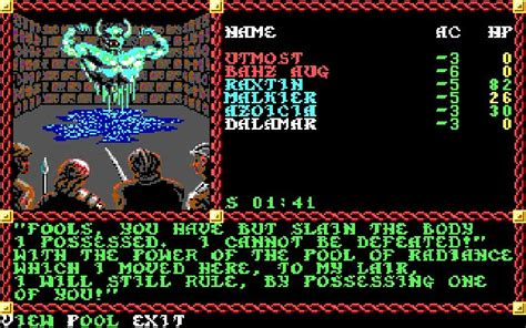pool of radiance download 1988 role playing game pool of radiance