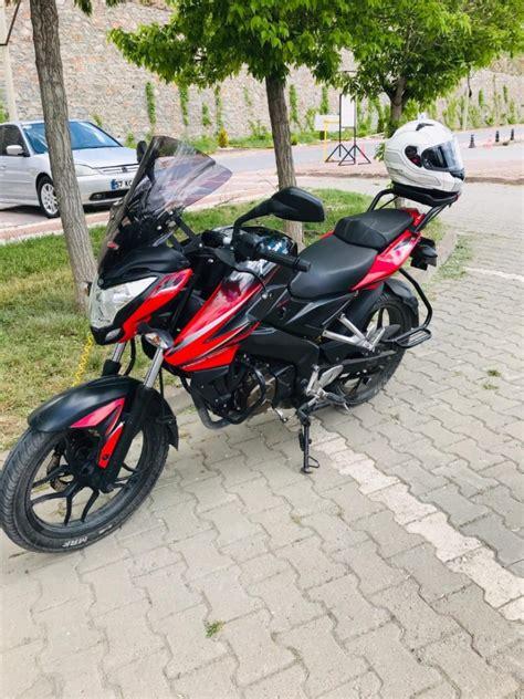 sahibinden bajaj pulsar ns  satilik motosiklet ikinci