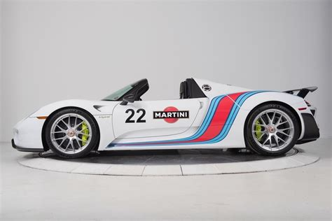 martini porsche 918 porsche 918 spyder with martini livery revealed drivers
