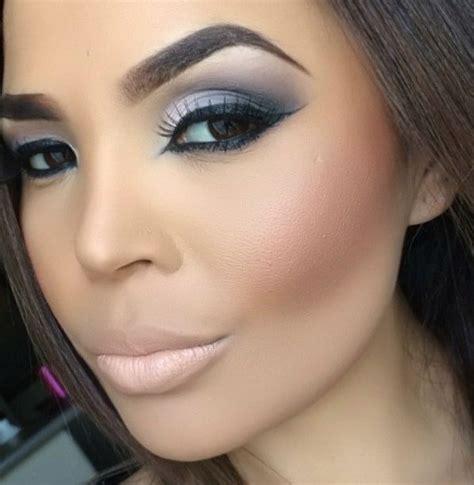 tutoriales de maquillaje para noche de labios y ojos 20 looks de maquillajes para verte fabulosa mujer chic