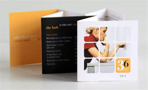 15 awesome mini brochure designs web graphic design