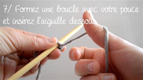 Monter Mailles Tricot by Tricot Le Montage Des Mailles 224 2 Fils