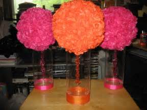 home made decoration pieces the diy bride escort card table centerpieces finished