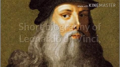 leonardo da vinci brief biography leonardo da vinci short biography bangla youtube