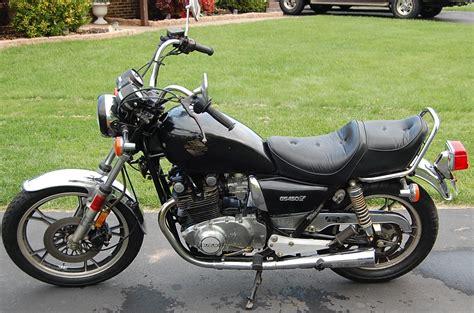 Suzuki Gs450l by Suzuki Gs 450 L