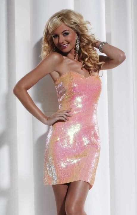 hannah   shine bright sequin dress prom dress