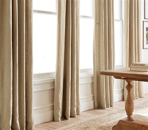 pottery barn how to hang drapes how to install curtain rods pottery barn curtain