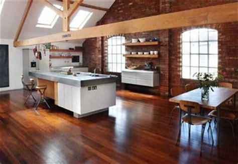 johnnie s design and home decor cocina en un loft cocinas de planta abierta