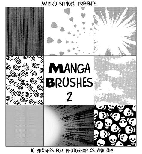 patterns photoshop manga manga brushes 2 by mistressmariko ps elements