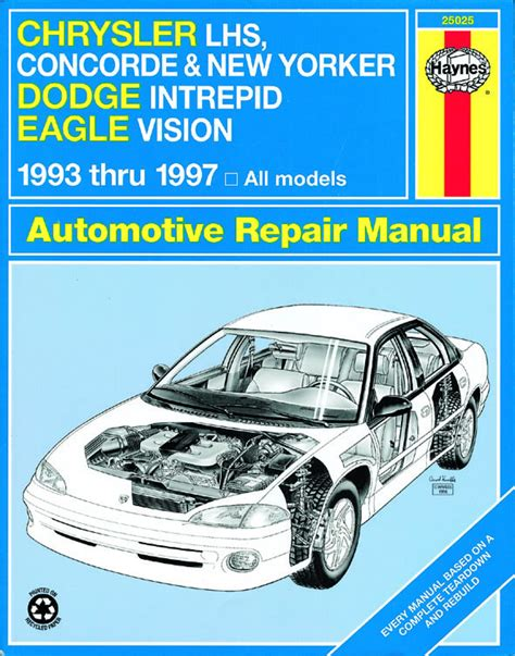 free car repair manuals 1997 eagle vision head up display dodge car manuals haynes clymer chilton workshop original factory car motorbike manuals
