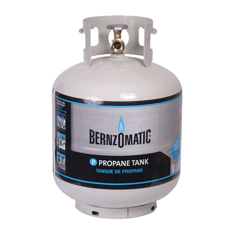 Kitchen Without Cabinets by Shop Bernzomatic 20 Lb Propane Tank At Lowes Com