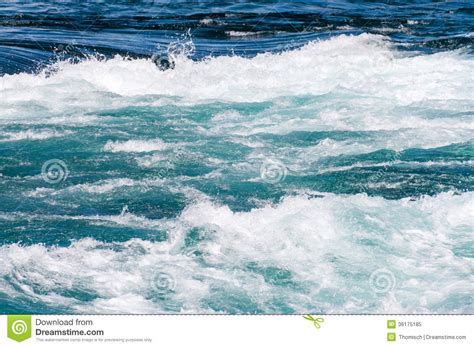 waters stock image image of blue nobody water