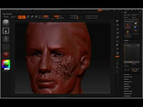 zbrush layers tutorial zbrush tutorial getting started layers in zbrush youtube