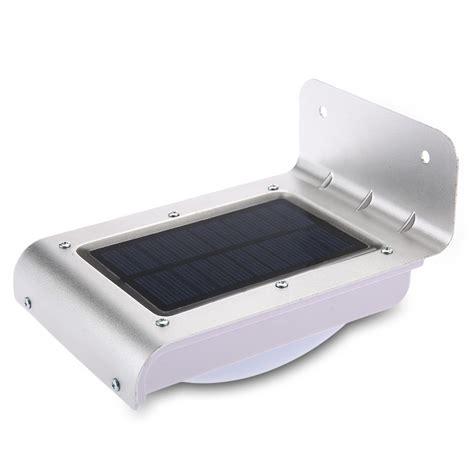 Outdoor Led Sensor Light 16 Leds Solar Light Outdoor Outdoor Lighting Ip65 Waterproof Energy Energy Saving Led Wall