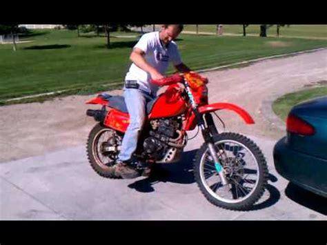 1984 Honda Xr 500r For Sale Youtube