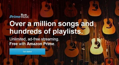 amazon prime music launches in the uk but only has a amazon plunges into music streaming with prime music