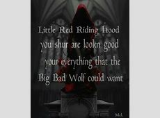 113 best Songs images on Pinterest | Song quotes, Lyrics ... Little Red Riding Hood Lyrics