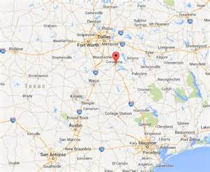 corsicana map corsicana tx official website targeted industries