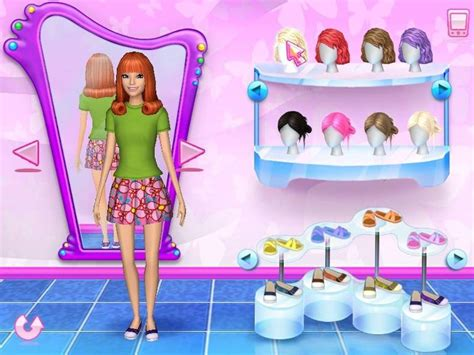 barbie dress up games full version free download barbie fashion games car interior design