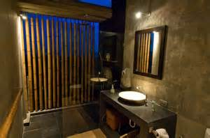 pinterio bamboo in the bathroom