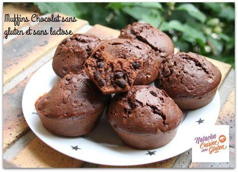 cuisiner sans gluten muffins chocolat sans gluten sans lactose ma cuisine