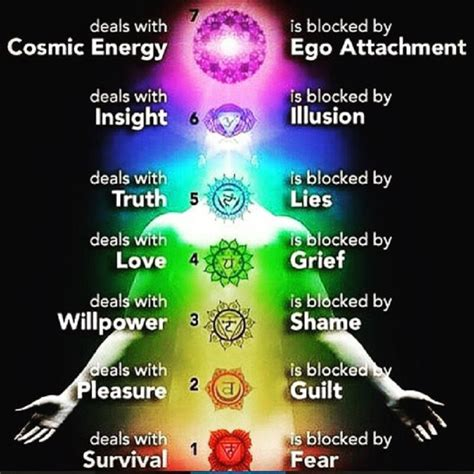 Warning Signs   Are Your Chakras Out Of Balance?   Enlightened Consciousness