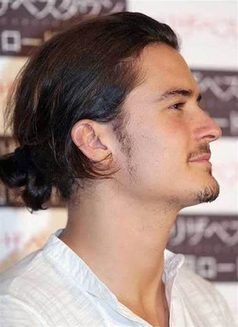 ponytail hairstyles for guys best ponytail hairstyles for men mens hairstyles 2018