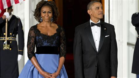 George H W Bush Date Of Birth obama first lady dance with french president francois