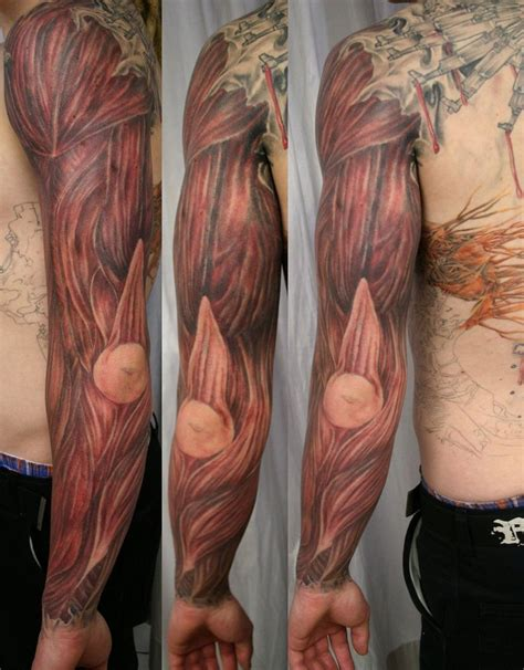 chest tattoo muscle 50 amazing muscles tattoos