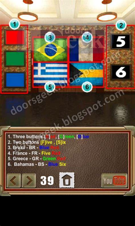 100 doors of revenge door 36 100 doors of revenge level 39 doors geek