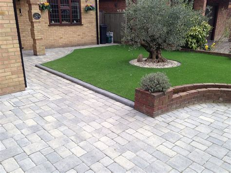 Patio And Paving by Driveways And Patios Geforce Builders Cardiff Builders