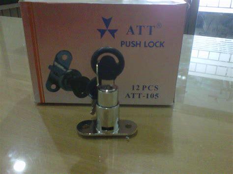 Kunci Etalase Toko Kunci Kunci Laci Etalase Camlock Pushlock
