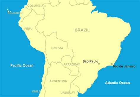 south america map brazil great deals and guides to south america brazil