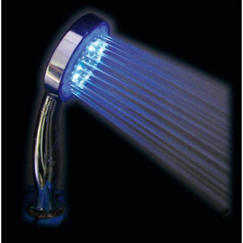 cornetta doccia cornetta a led per doccia