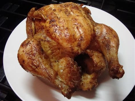 roast whole chicken basic whole roasted chicken recipe dishmaps