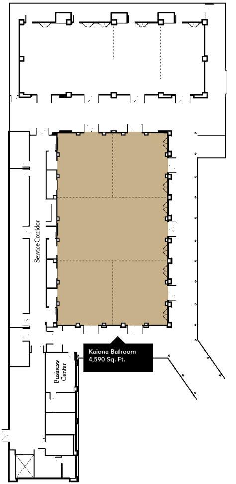 aulani floor plan aulani meeting facilities hawaii resort disney meetings